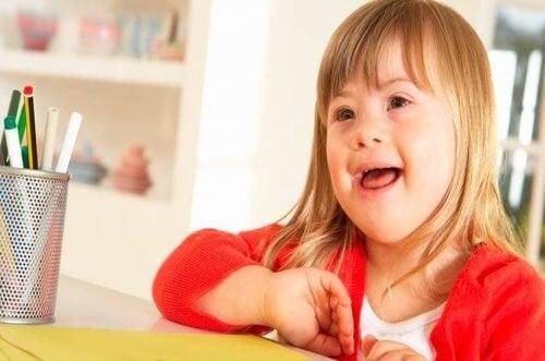 Enfants atteints du syndrome de Down : les clés d'une éducation réussie