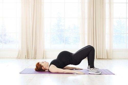 que penser du Pilates pendant la grossesse ?