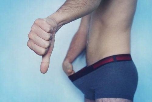 orgasme sec et éjaculation rétrograde