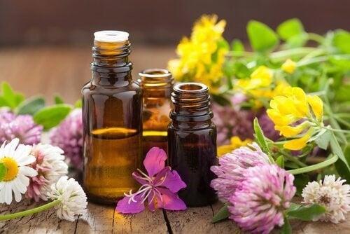 arthrite psoriasique et aromathérapie
