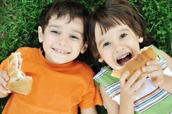 7 erreurs dans l'alimentation des enfants