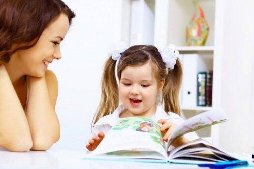 Faire aimer la lecture aux enfants