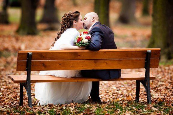 10 idées pour un mariage en automne