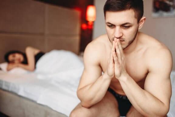 La nature et les causes de l'orgasme sec