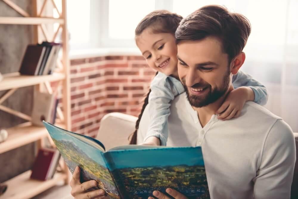 faire la lecture à ses enfants