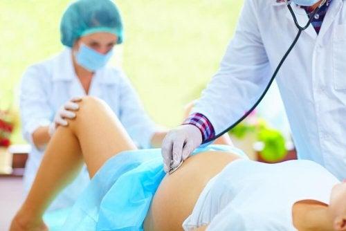 hémorragie postpartum