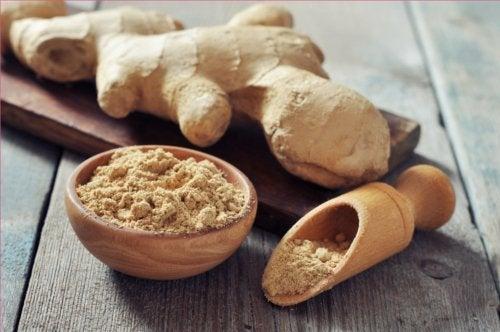 5 manières de consommer du gingembre
