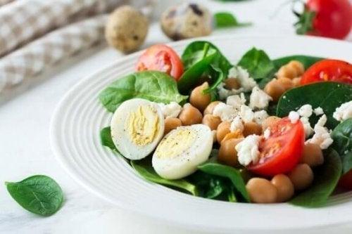 Qu'est-ce qu'un régime ovo-végétarien ?