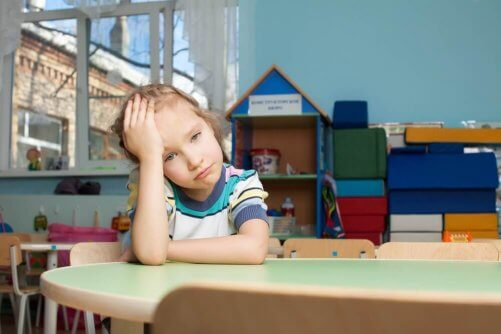 La saturation des enfants peut générer chez eux du stress