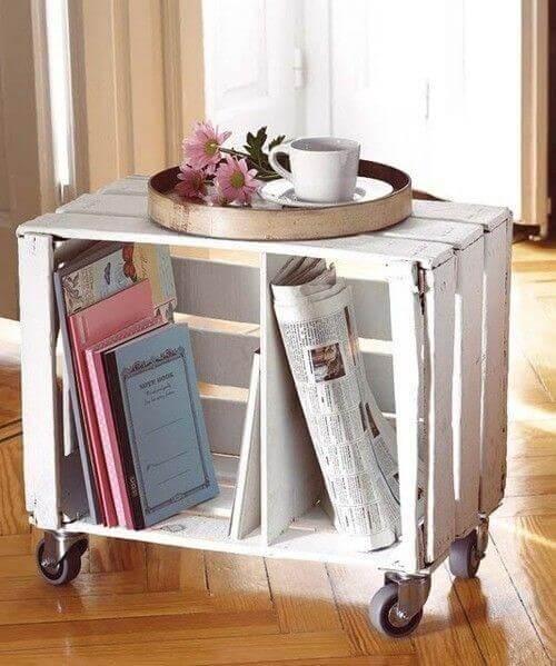 Transformer vos vieux meubles en bois