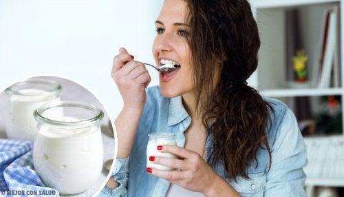 avantages du yaourt