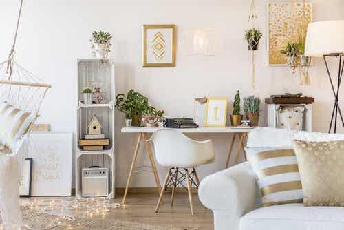 Des accessoires pour votre chambre en quelques étapes simples