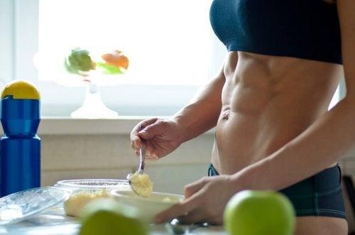 Bienfaits de la combinaison de l'activité physique avec un régime alimentaire sain
