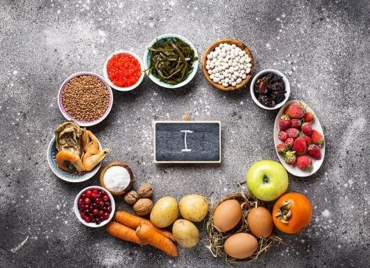Alimenti 7 ricchi di iodio che devi includere nella tua dieta