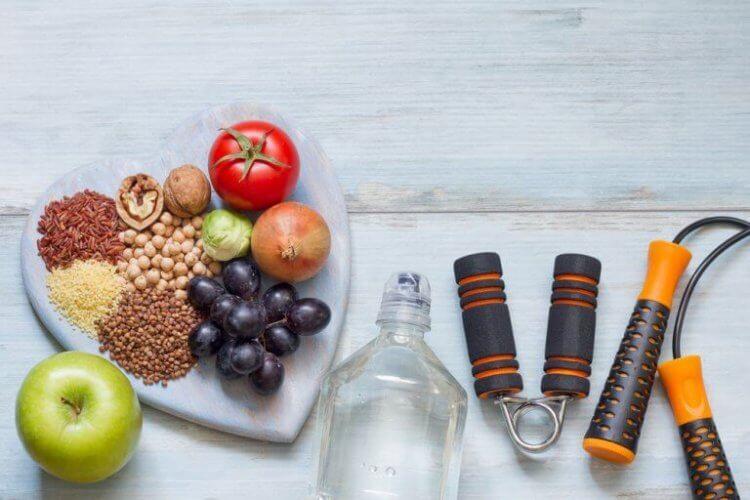 L'alimentation et le sport vont de pair