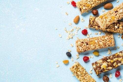 Comment faire des barres de céréales aux graines sans gluten ?