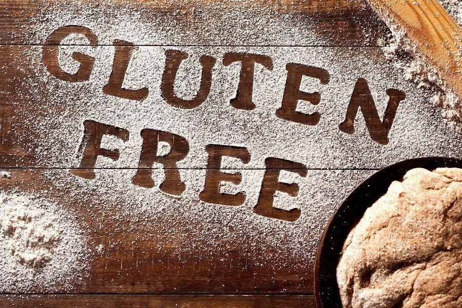 des barres de céréales sans gluten