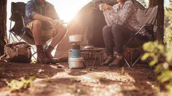 4 bienfaits du camping pour le corps et l'esprit