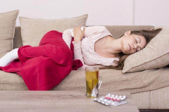 Les coliques menstruelles : 4 remèdes naturels