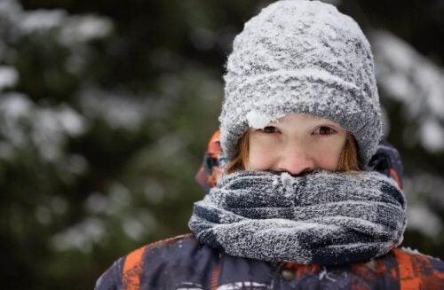 6 conseils de prévention en cas d'exposition au froid