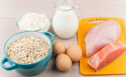 aliments protéinés pour contrôler les envies de sucre