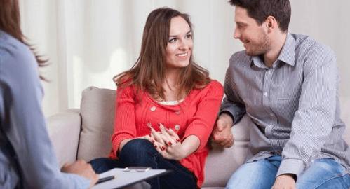 trouver l'équilibre dans le couple