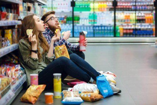 Ne pas faire ses courses lorsque l'on a fait : voici une de nos stratégies psychologiques efficaces pour perdre du poids