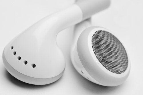 écouteurs et audition