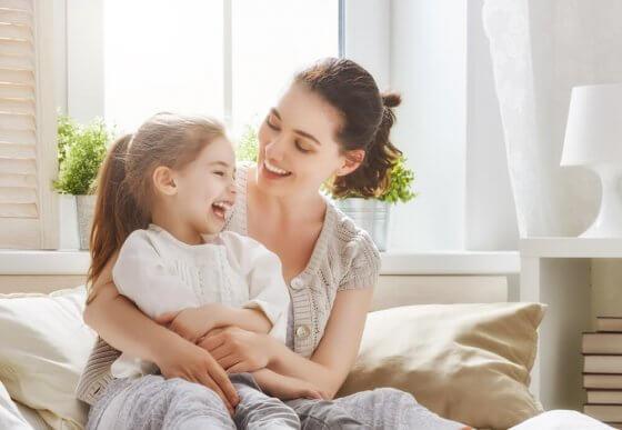 5 manières de dire à votre enfant que vous l'aimez