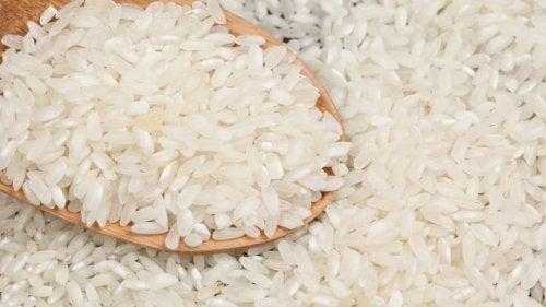 Cuillère de riz.