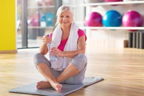 traitement de l'arthrose et exercice physique
