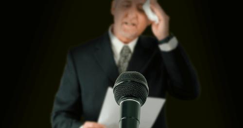 comment surmonter la peur de parler en public