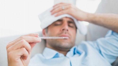traitement du patient hyperthermique