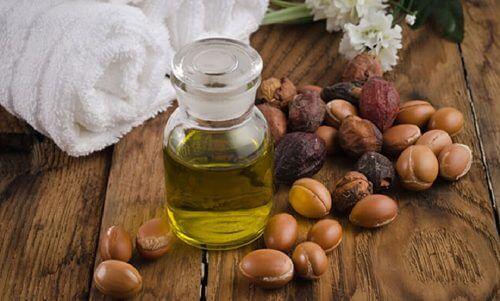 huile de jojoba contre l'éruption cutanée