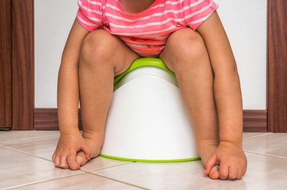 Jangkitan saluran kencing pada kanak-kanak