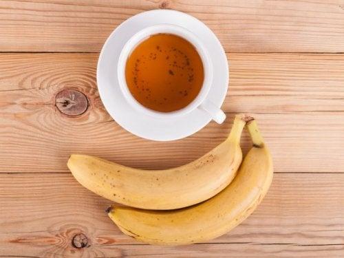 astuces de jardinage : infusion de banane