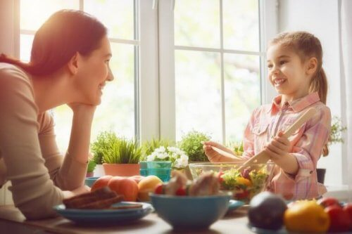 dire à votre enfant que vous l'aimez est essentiel