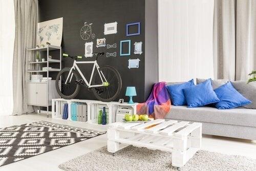 Comment fabriquer des meubles avec des palettes recyclées ?