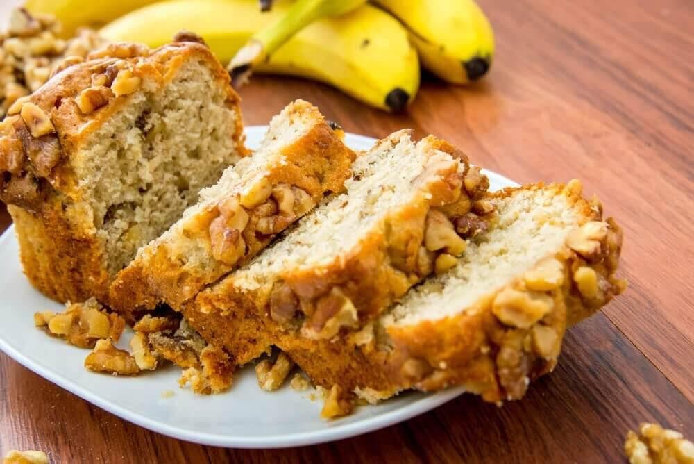 pain à la banane classique