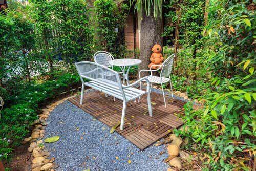 7 idées pour décorer un petit jardin