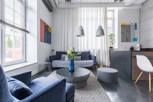 Comment bien utiliser les espaces libres des petites maisons ?
