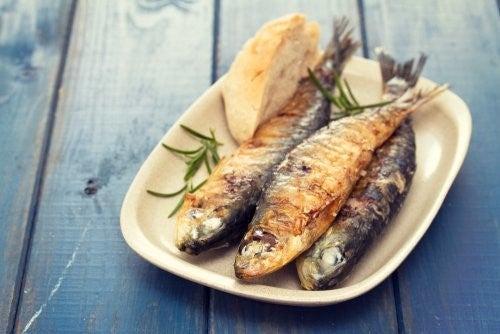 le poisson frais fait partie des aliments riches en iode