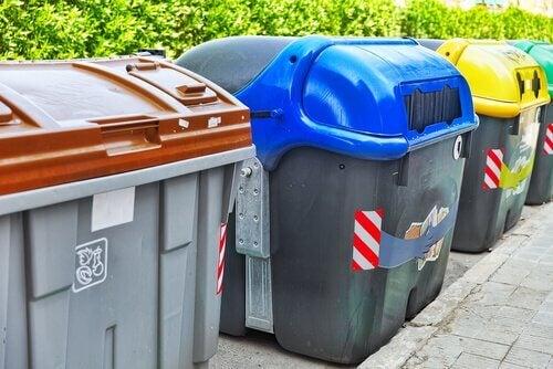 importance du recyclage des déchets