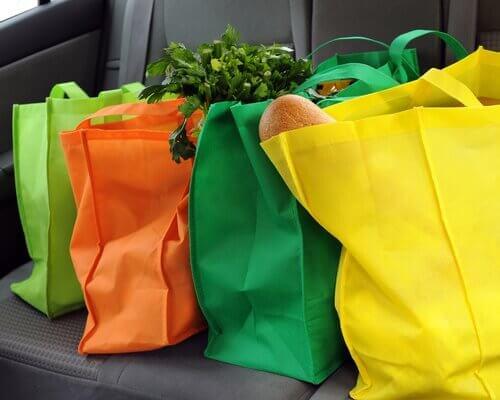 sacs en tissu originaux