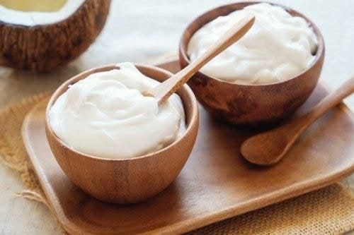 sauces pauvres en calories : la sauce au yaourt