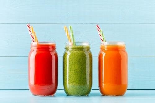 purifier les intestins avec des smoothies