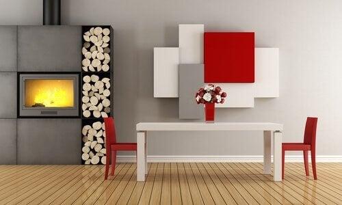 Des idées faciles pour décorer la table de la salle à manger