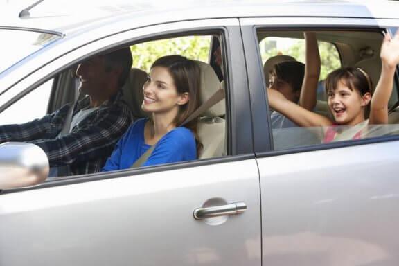 5 consejos para planificar un viaje en auto con tus hijos