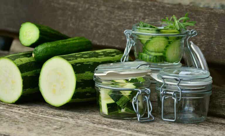 Ayez une consommation régulière de concombre !