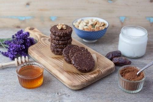 Recettes de biscuits riches en protéines
